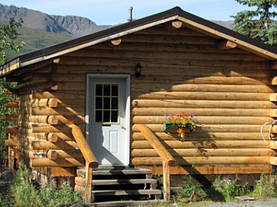 Custom Log Cabins